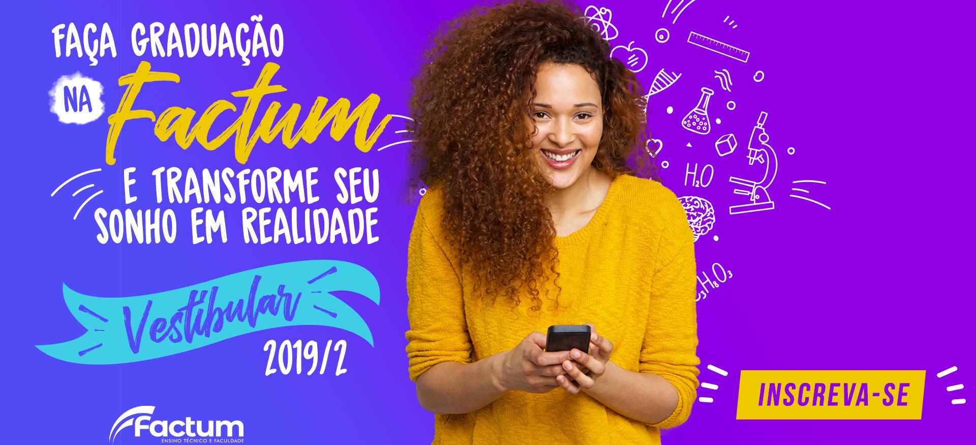Factum Graduação 2019/2