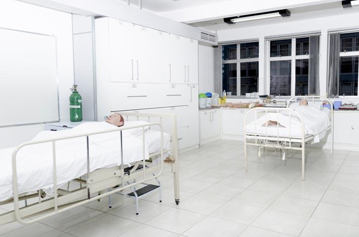 Laboratório de Enfermagem(701)